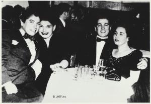 Vintage butch-femme couples